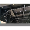 Kép 4/10 - Vector Dragon hegesztő leszorító asztal VS-WT Lv8mm 28mm furatok 2400x1000x8mm 6db lábbal