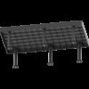 Kép 2/10 - Vector Dragon hegesztő leszorító asztal VS-WT Lv8mm 28mm furatok 2400x1000x8mm 6db lábbal