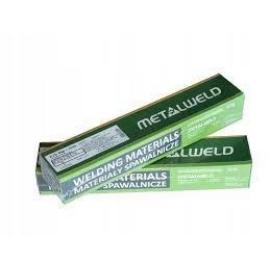 Rutweld 1Extra (EN ISO 2560-A: E 42 0 RC 11) 2,5x350mm (4,5kg/cs) rutil--celluloz bevonatú METALWELD