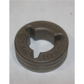 """Miller MIG görgő előtolóhoz,(Drive Roll) """"V"""" 053695 0,8mm=0.030"""" """"V"""" GROOVE"""