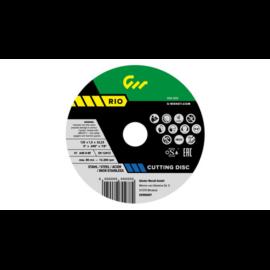 230x1,9mm vágókorong G-Wendt RIO INOX 230x1,9x22,23mm,10db/cs. W270178