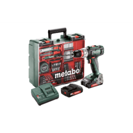METABO BS 18 L Quick Set, Mobilműhely 602320870