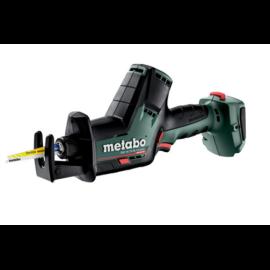 METABO SSE 18 LTX BL Compact Akkus orrfűrész MetaLoc kofferben (18V) (Akku és töltő nélkül!) 602366840