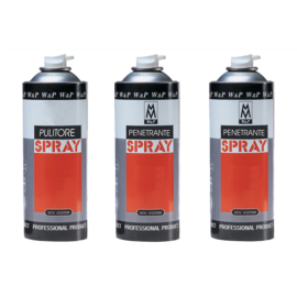 Spray heg.varrat repedésvizsgáló,tisztító,400ml,12db/ karton, METACLEAN 300, GCE WP22030