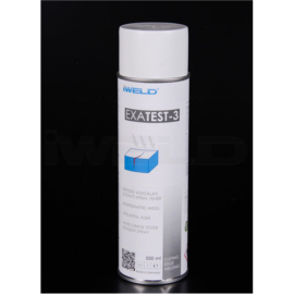 Spray heg.varrat repedésvizsgáló,előhívó,fehér, 500ml EXATEST-3
