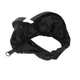 Hegesztő fejpajzs automata friss levegős  VarioProtect XXL-W P-0403001/IWELD PANTHER FLOW-hoz arcvédő szövet kámzsa