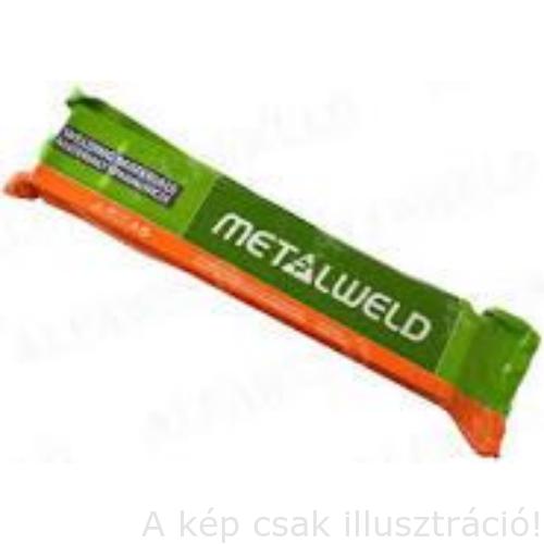 Inox R308L-17 2,5x300mm METALWELD (1,4kg/cs. zsugorfóliázott)