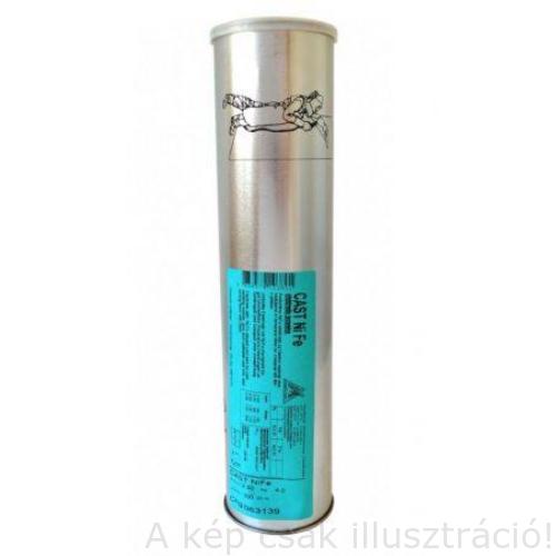 Öntvény Cast NiFe (53%Ni, 43%Fe) 2,5x300mm Elektrode-JESENICE (0,8kg/cs)