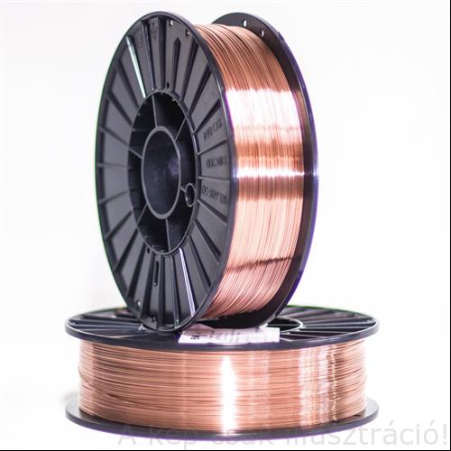 MIG CuSi3 0,8mm/5kg-D200 GOLD/ MIGALCO, AKCIÓS!