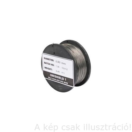 MIG Önvédő porbeles huzal 0,8mm/ Kennedy MINI TEKERCS 0.45KGKEN8871620K