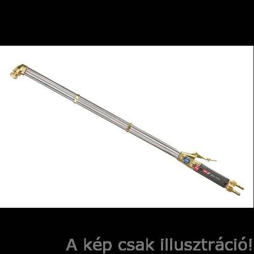 Vágópisztoly X511 RHÖNA háromcsöves 855mm-es egyenes fej (teljes hossz 975mm) GCE 0767694