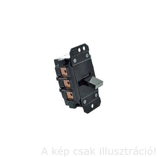 Miller Switch,TGL 3PST 40A 600VAC SCR TERM WID   244920