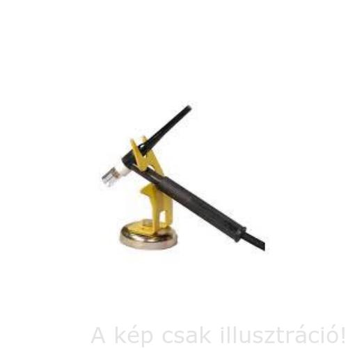 pisztolytartó AVI mágneses, sárga ESAB 0760022400