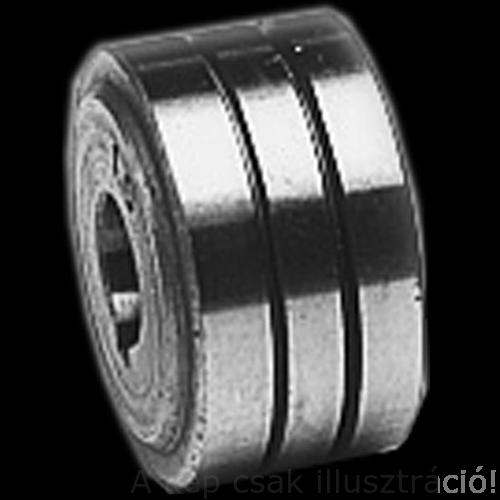 """Miller MIG görgő előtolóhoz,(Drive Roll) """"V"""" 156053110 1,0-1,2mm(recézett porbeles huzalokhoz)  (MPi 220P)   156053110"""