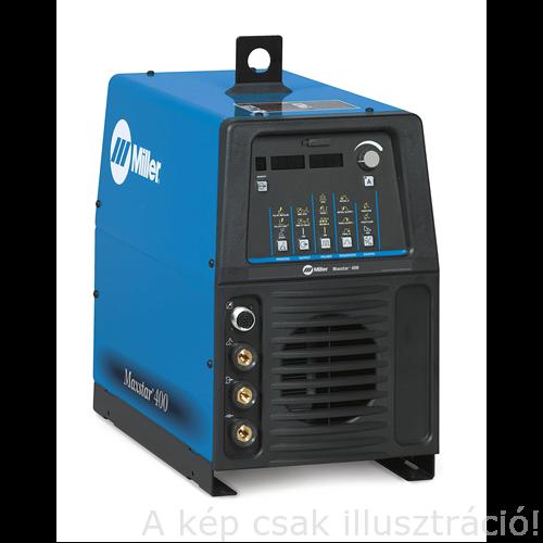 Miller MAXSTAR 400 ipari AVI-TIG hegesztő áramforrás (AUTO-LINE 380-575) CE- egyenáramú 907716002