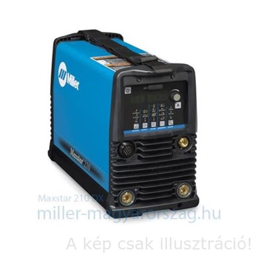 Miller MAXSTAR 280 DX, HF és TIG-lift AVI DC impulz (AUTO-LINE 208-575V) CPS,CE hegesztőgép (1 és 3 fázisról is 1–280 A,22.7 kg) 907539002