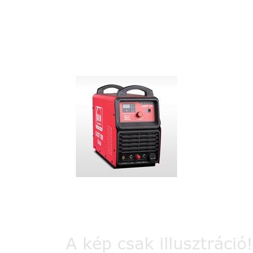 PLAZMAVÁGÓ inverteres BLM E-CUT 100 inverteres plazmavágó, 20-100A, 35mm-ig finom vágásra, test és P80 munkakábellel, 27kg