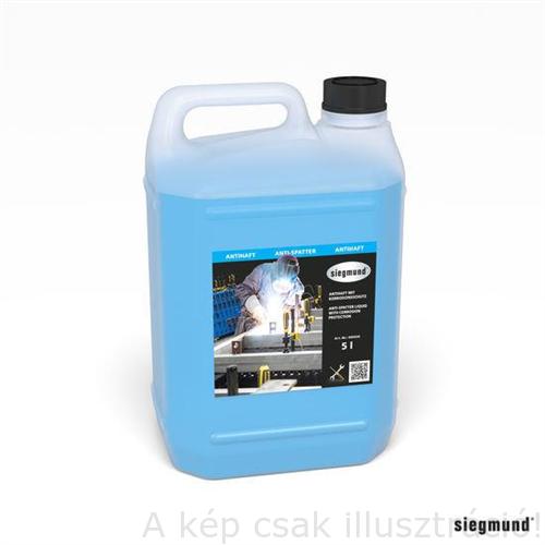 Siegmund tapadásmentesítő folyadék korrózióvédelemmel 5 liter (6-os csomagban is rendelhető kedvezőbb áron) 2-000926