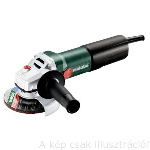 METABO W11-125 Quick Sarokcsiszoló 125mm/1100W, 610035000