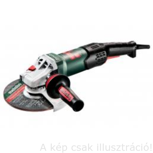 METABO WE 19-180 Quick RT sarokcsiszoló(Ø 180 mm,1.900 W,8200/p,5Nm,2,7kg),601088000
