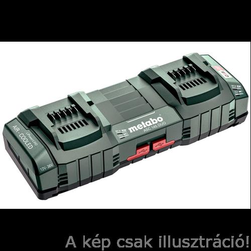 METABO Akkutöltő ASC 145  DUO 12-36 V (627495000)