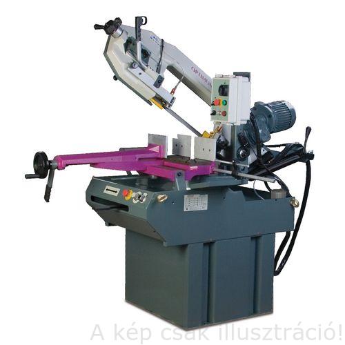 Optimum  Szalagfűrészgép OPTIMUM 300DG (átm.255mm, 35/70m/p, 1,5kW/400V)  3290290