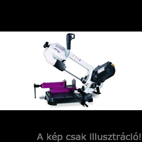 Optimum  Szalagfűrészgép OPTIMUM SP 13V (átm.125mm, 0-60°, 30-80m/perc, 1000W)  3300075