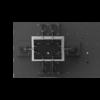 Kép 13/14 - Vector Dragon hegesztő asztal VS-WT Lv6mm 16mm-es furatokkal 1400x1400x6mm 4db lábbal