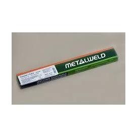 Rutweld 1Extra (EN ISO 2560-A: E 42 0 RC 11) 2,5x350mm (1,0kg/cs) rutil--celluloz bevonatú METALWELD