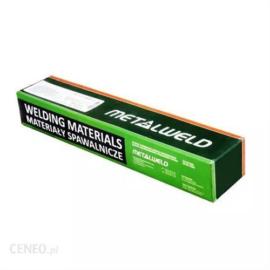 Felrakó DURWELD 600 4,0x450mm METALWELD (5,5kg/cs) tolólapokra, markolókanalak körmeire
