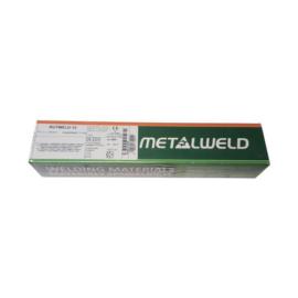 Rutweld 12 (EN ISO 2560-A: E 38 0 RC 11) 1,6x250mm (1,0kg/cs)  METALWELD