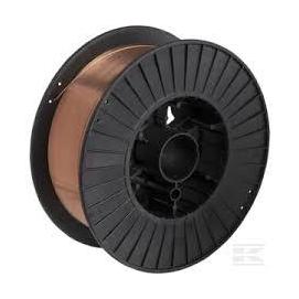 SG2 (EN440:G3Si1) 0,6mm  5kg/cs. hegesztőhuzal, védőgázas, D200 műanyagcsévén - SPARK