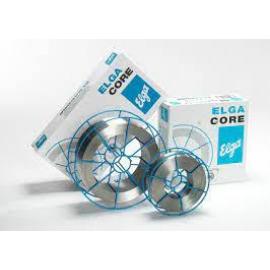 MIG porbeles huzal 1,2mm ElgaCore MX200E (E 70T-9C) fémpor töltésű huzal horganyzott felületre is! (15kg/cs,D300) Akciós!