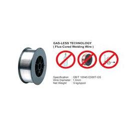 MIG Önvédő porbeles huzal 0,9mm/1,0kg E71T-GS  D100-as Iweld 6WWFLXC0901