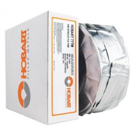 MIG porbeles huzal 1,2mm Hobart 77TM (AWS A5.18: E70C-6M H4) fémpor töltésű huzal prec. (15kg/cs,S300)