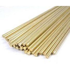 Lánghegesztő pálca sárgaréz  CuZn40-H 3,0x1000mm (5kg/cs.)