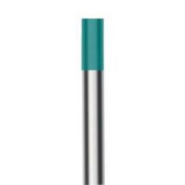 Volfrám elektróda WM20/WS2 (türkiz) ritkaföldfém 1,6x175mm 10db/csomag 800CS16175