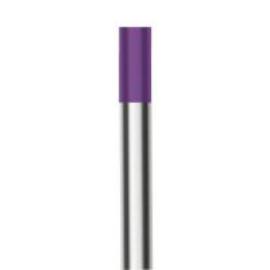 Volfrám elektróda WGLa (lila) 15 2,4x175mm WE3 (ritka földfémoxid tartalmú) 10db/csom.