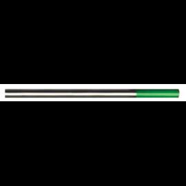 Volfrám elektróda WP (zöld) 4,0x175mm GCE 400P040175