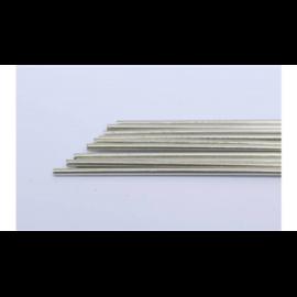 Forrasztó pálca Alu-hoz, Lágyforraszanyag,AL450/ Fontargen AF 633, cinktartalmú, alumínium, ø 1,6 mm / 500 mm