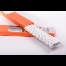 Forrasztó pálca ezüst L-Ag38Sn 1,5x500mm (38%Ag, folyatószerrel bev.) FSH (kb.100szál=1kg) B Ag 38 Cu Zn Sn 660-700