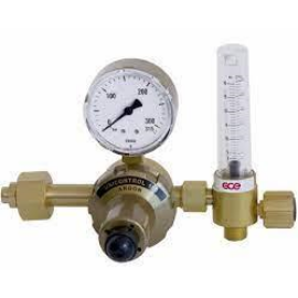 Reduktor Ar/CO2 GCE Basecontrol FLOW Rotacsöves (24-315bar,30ter/perc) W21,8mm GCE 0870359