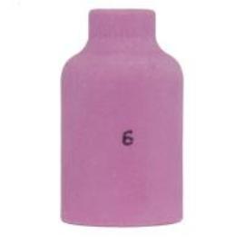 Kerámia gázterelő gázlencséhez 17/18/26 6-os, 9,5×42mm 54N16,  GCE   401P222202