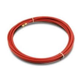 Huzalvezető spirál piros (1,0-1,2mm) 4m GCE 324P204544