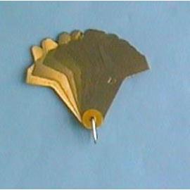 MIG/MAG gyökprofil sablonkészlet WKS 515500