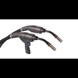 MIG/MAG hegesztő pisztoly Autogen Ritter ARGO PushPull 400W/10m 35fokos fejállással, 71210002