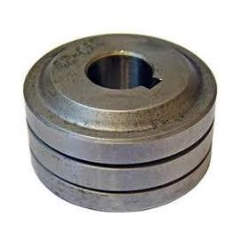 "Miller MIG görgő előtolóhoz,(Drive Roll) ""U"" műanyag/plastic 0,8,1,0mm (MPi 220P)156053053"