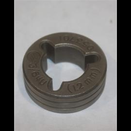"""Miller MIG görgő előtolóhoz,(Drive Roll) """"V"""" 053695 0,8mm=0.030"""" """"V"""" GROOVE    053695"""