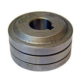 "Miller MIG görgő előtolóhoz,(Drive Roll) ""U"" fém 1,2-1,6mm Alu-hoz (MPi220) 156053123"