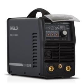 Heg. inverter IWELD  TIG 220 AC/DC (200A-35%)4fm-es SR17 AVI pisztollyal,test és munka kábelekkel 800TIG220ACDC+Ajándék 3kg AVI pálca